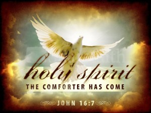 GOD GAVE US THE HOLY SPIRIT AS A DEPOSIT GUARANTEEING WHAT IS TO COME