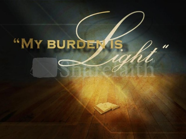OH WHAT NEEDLESS PAIN WE BEAR TAKE EVERYTHING TO GOD IN PRAYER